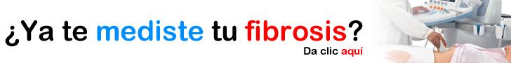 Ya te mediste la fibrosis