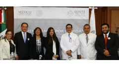 Realizan primer trasplante exitoso de hígado en México